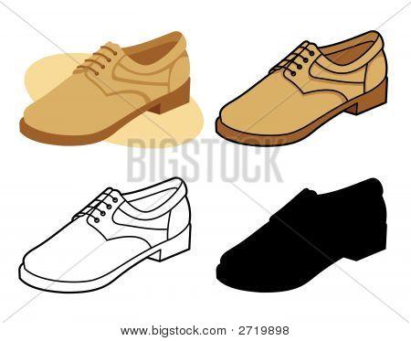 Male Shoe 04