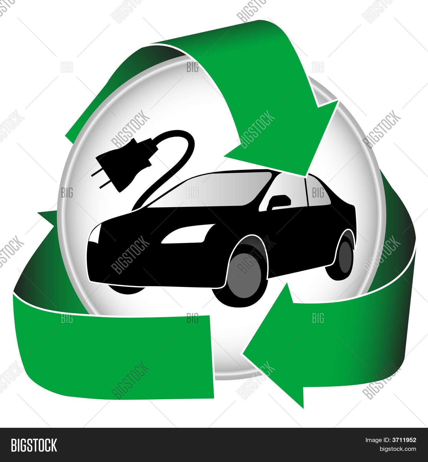 Electric Car Icon Image Photo Free Trial Bigstock