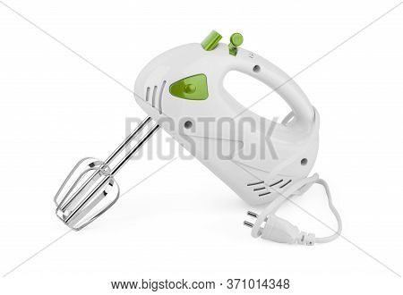 Mixer, Hand Mixer Or Stand Mixer, Is A Kitchen Device That Uses A Gear-driven Mechanism To Rotate A