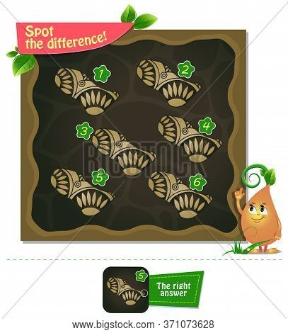 Spot The Difference Test 3