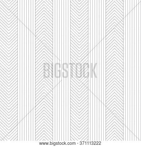 Vector Seamless Pattern. Modern Stylish Texture. Regularly Repeating Geometrical Ornament With Corne