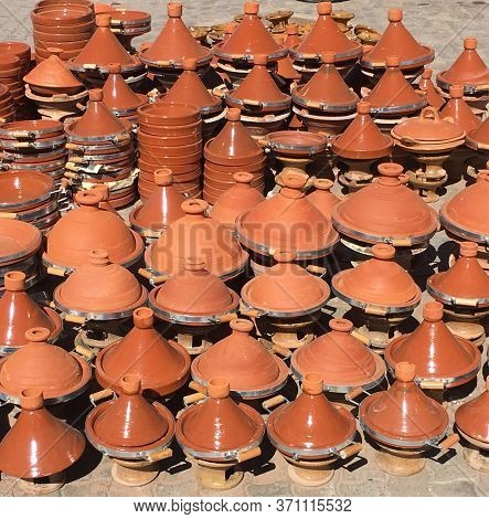 Tagine Cooking Ware - Somewhere In Morocco