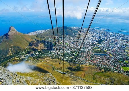 Cableway - Cape Town - South Africa