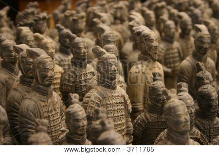 Terracotta Warriors Army