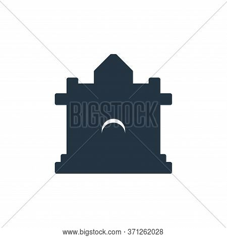 College Vector Icon. College Editable Stroke. College Linear Symbol For Use On Web And Mobile Apps,