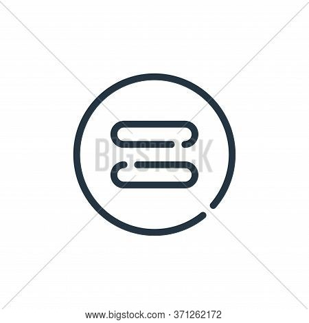 Math Vector Icon. Math Editable Stroke. Math Linear Symbol For Use On Web And Mobile Apps, Logo, Pri
