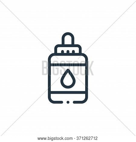 Drops Vector Icon. Drops Editable Stroke. Drops Linear Symbol For Use On Web And Mobile Apps, Logo,