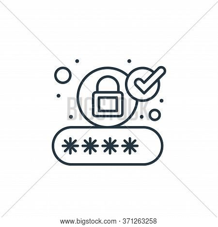 Login Vector Icon. Login Editable Stroke. Login Linear Symbol For Use On Web And Mobile Apps, Logo,