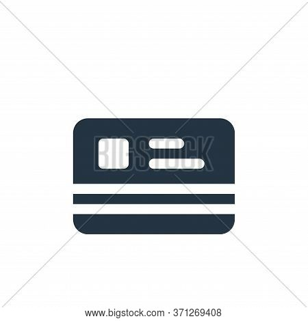 Credit Card Vector Icon. Credit Card Editable Stroke. Credit Card Linear Symbol For Use On Web And M