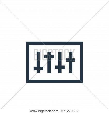 Audio Vector Icon. Audio Editable Stroke. Audio Linear Symbol For Use On Web And Mobile Apps, Logo,