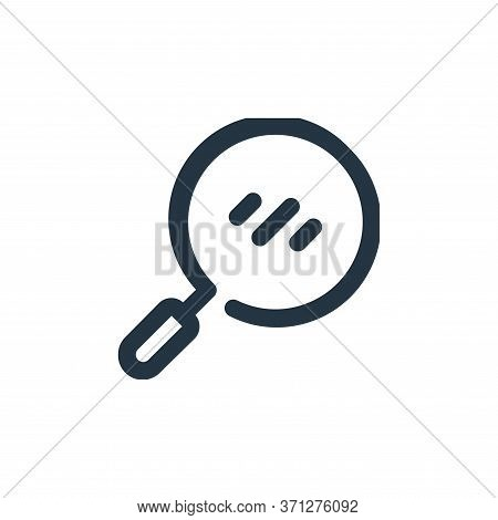 Pan Vector Icon. Pan Editable Stroke. Pan Linear Symbol For Use On Web And Mobile Apps, Logo, Print