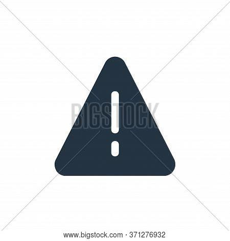 Alert Vector Icon. Alert Editable Stroke. Alert Linear Symbol For Use On Web And Mobile Apps, Logo,