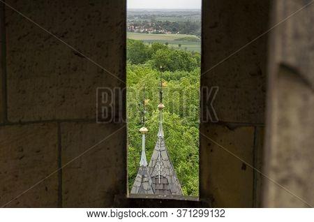 Exterior Of Marienburg Castle Near Hanover, Germany\n\nexterior Of Marienburg Castle Near Hanover, G