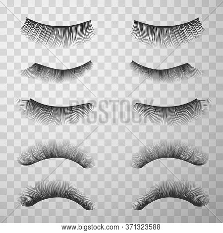 False Eyelashes Set, Make-up Fashion And Glamour