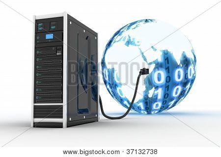 Server And Binnary World