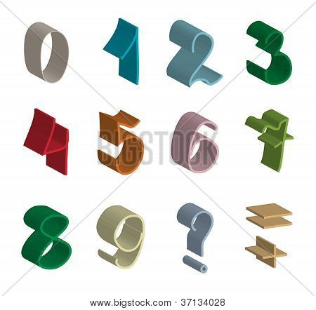 Band-Zahlen