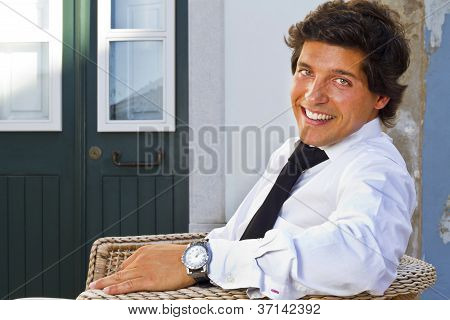 European Business Man