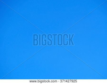 Clear Blue Sky On Day Time.blue Sky Backgroud.blue Background.