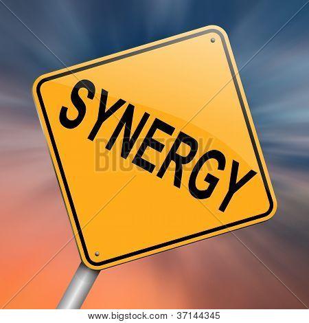 Synergy Concept.