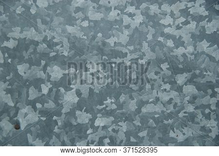 Rough Metal Surface As A Detailed Background Image. Advertising Space