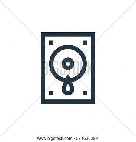 pc icon isolated on white background from  collection. pc icon trendy and modern pc symbol for logo,