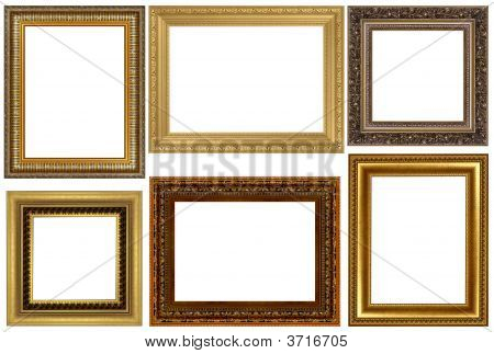 Antique Frames Collection