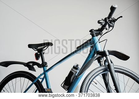 New Blue Bicycle