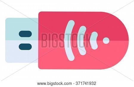 Usb Drive Or Data Storage Device That Includes Flash Memory With Integrated Interface. Hardware To W