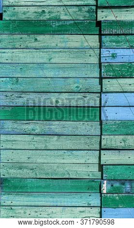 Abstract Vintage Wood Panel Background. Dirty Colored Wooden Background. Old Scratched Retro Style T