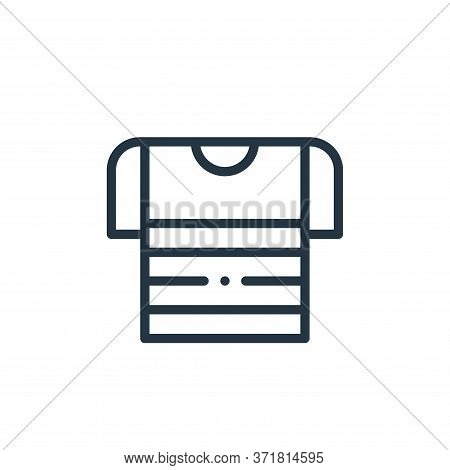t shirt icon isolated on white background from  collection. t shirt icon trendy and modern t shirt s