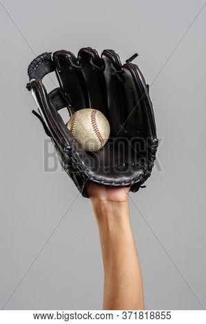 Catching The Baseball