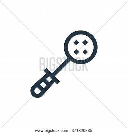spatula icon isolated on white background from  collection. spatula icon trendy and modern spatula s