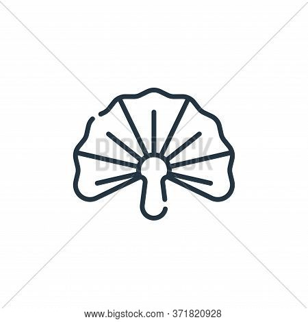 fern icon isolated on white background from  collection. fern icon trendy and modern fern symbol for