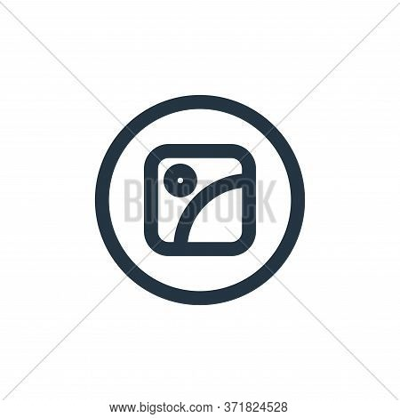gallery icon isolated on white background from  collection. gallery icon trendy and modern gallery s