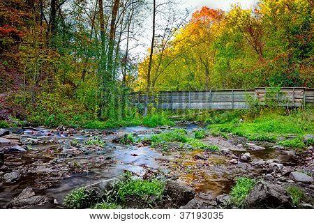 Bridge Over The Osceola Creek
