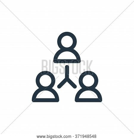 teamwork icon isolated on white background from  collection. teamwork icon trendy and modern teamwor
