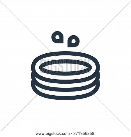pool icon isolated on white background from  collection. pool icon trendy and modern pool symbol for
