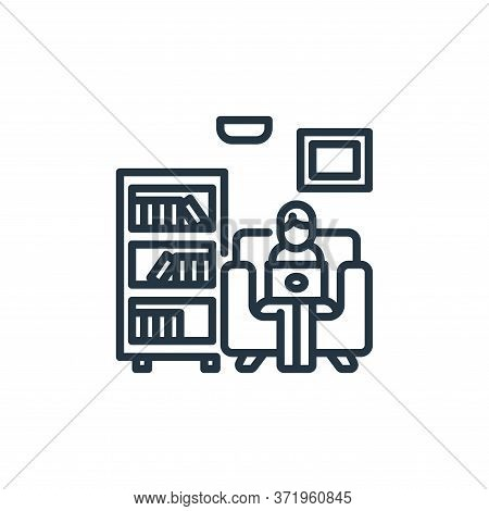 working icon isolated on white background from  collection. working icon trendy and modern working s