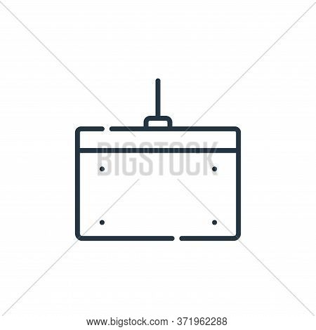 graphic tablet icon isolated on white background from  collection. graphic tablet icon trendy and mo
