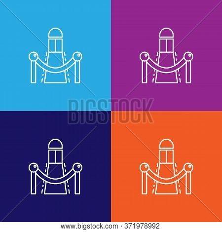 Premiere Theatre Icon. Element Of Theatre Illustration. Premium Quality Graphic Design Icon. Signs A