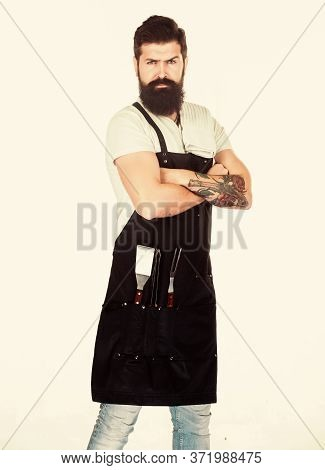 How Choose Meat For Steak And Barbecue. Barbecue Menu. Picnic And Barbecue. Bearded Hipster Wear Apr