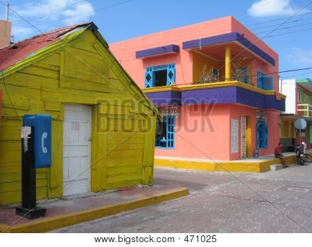 Houses In Isla Mujeres