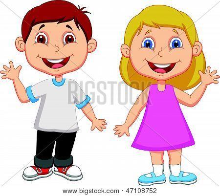рынке мальчик и девочка картинки создается