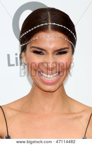 LOS ANGELES - JUN 17:  Roselyn Sanchez arrives at the