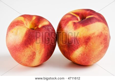 Nectarine Pair