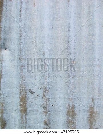 Barn Door with Peeling Paint