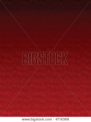 Red Weave Background