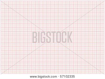 Xxl Blank Millimeter Paper