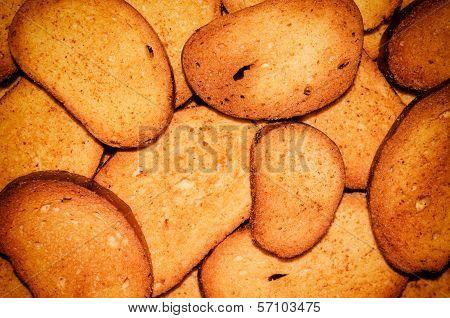 Bread Rusks.