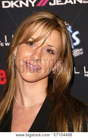 Melissa Schuman at the Teen People 2003 Artist Of The Year and AMA After-Party, Avalon, Hollywood, CA 11-16-03